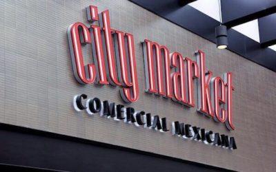 Instalação em CITY MARKET Cuernavaca (México)