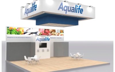 Stand de AQUALIFE para Fruit Attraction 2018