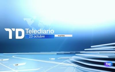 Nebulización Aqualife en los informativos de TV1