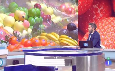 Nebulização Aqualife no programa de TV 'España Directo'