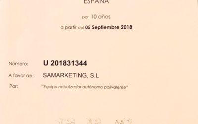 Patente de la Unidad Autónoma Polivalente