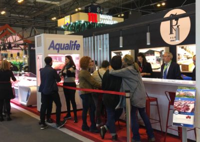 Aqualife en Salon Gourmet 2019
