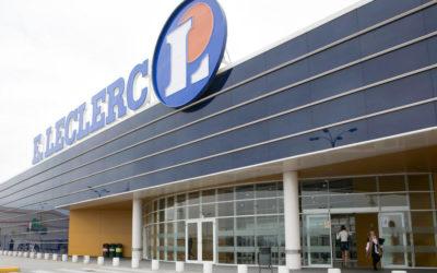 Leclerc instala la Nebulización Aqualife en Verduras