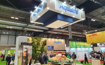 Aqualife en Fruit Attraction 2019