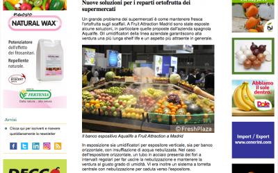 En ITALIA también se habla de Aqualife