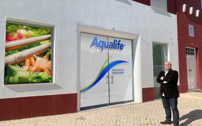 Aqualife sigue creciendo en Portugal