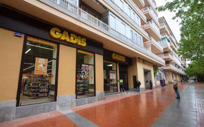 Nebulización para pescadería en GADIS Ávila