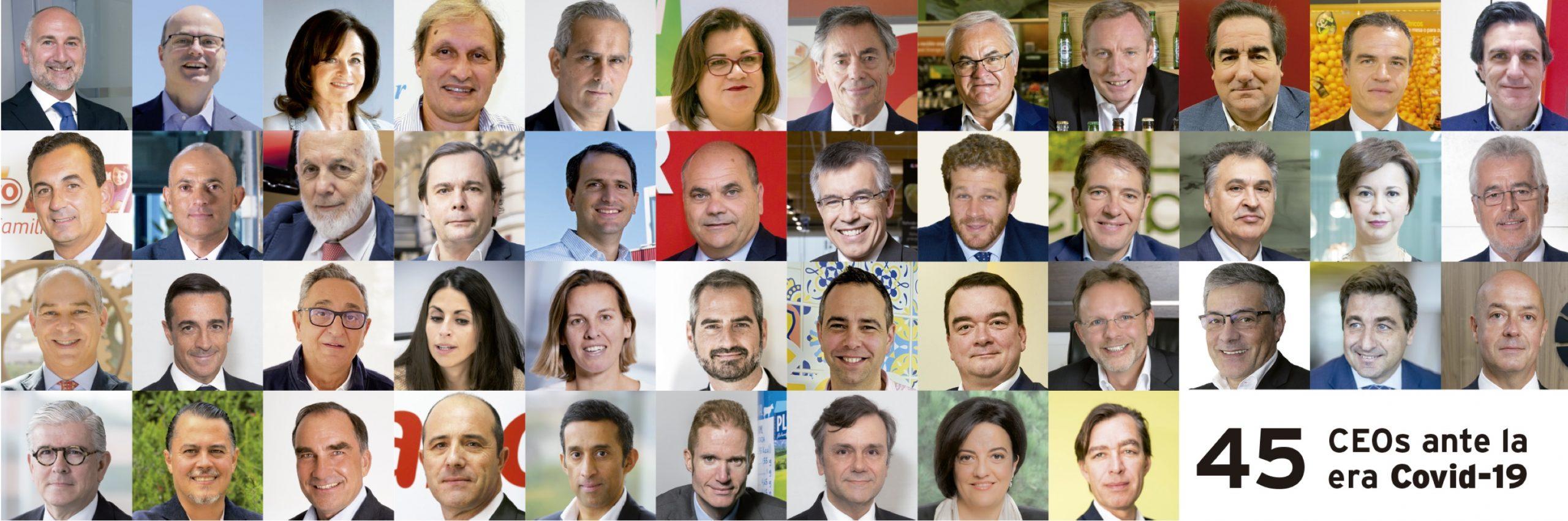 45 CEOs ante la era Covid